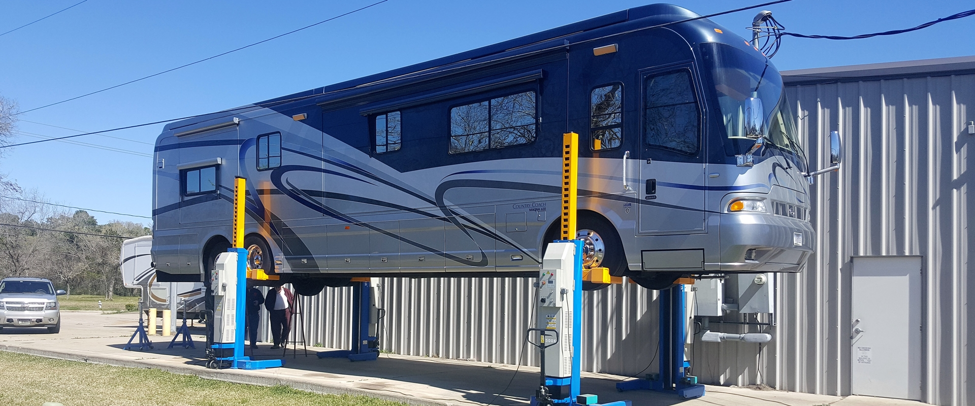 Get Back on the Road With O'Daniel's Garage & RV